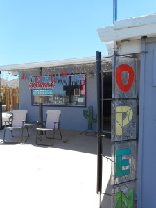 Zannedelions Boutique & Gallery in downtown Joshua Tree, CA